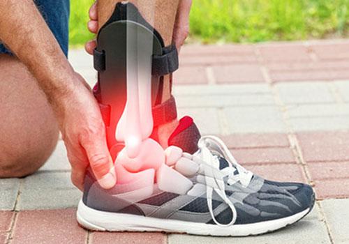 Chaussures orthopediques