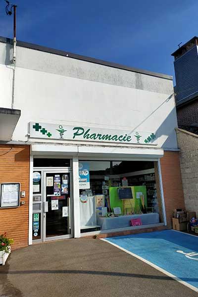 Pharmacie Deleau à Lignieres-Chatelain
